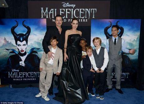 Brad Pitt - Angelina Jolie cuoc chien chua hoi ket - Anh 2