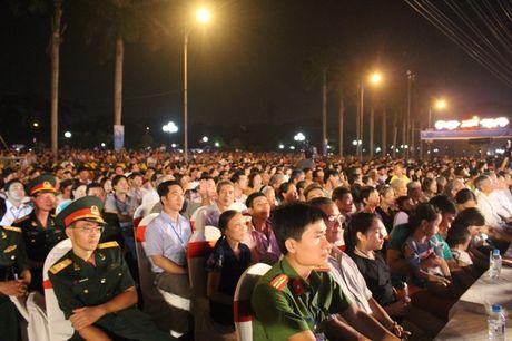 Ha Nam: Nhan bang xep hang di tich lich su cap Quoc gia Tran dia phao phong khong Lam Ha - Anh 2