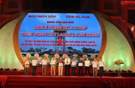 Ha Nam: Nhan bang xep hang di tich lich su cap Quoc gia Tran dia phao phong khong Lam Ha - Anh 5