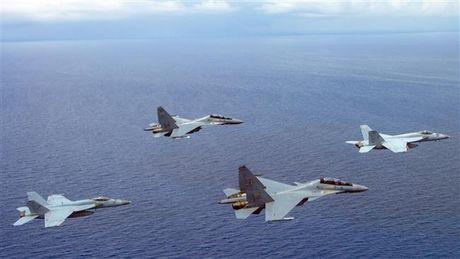Hop tac My - ASEAN truoc thach thuc an ninh khu vuc - Anh 2