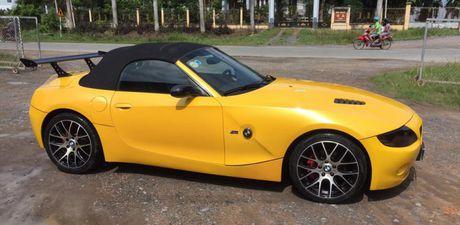 La doi chiec BMW Z4 mui tran duoc rao ban chi 500 trieu dong - Anh 1