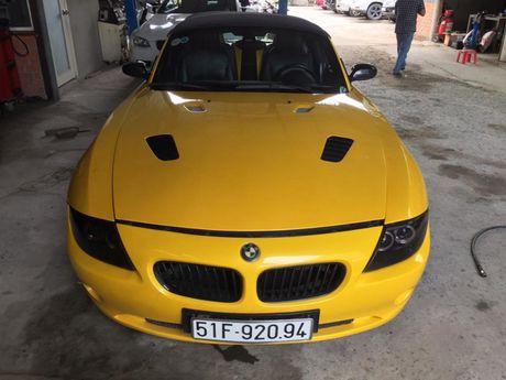 La doi chiec BMW Z4 mui tran duoc rao ban chi 500 trieu dong - Anh 3