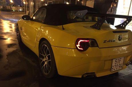 La doi chiec BMW Z4 mui tran duoc rao ban chi 500 trieu dong - Anh 6