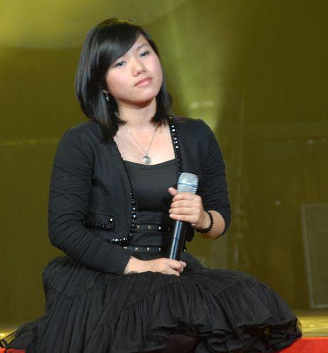Thuy Chi da thay doi den the nay khien nguoi ham mo phai 'ngo ngang' - Anh 5