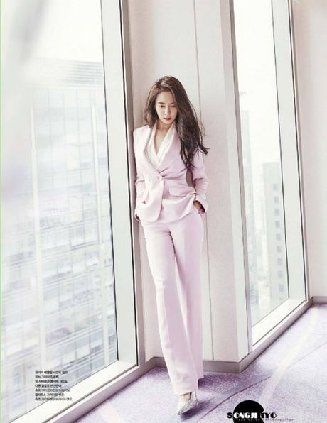 Song Ji Hyo tuyen bo se khong bo chong du anh ta ngoai tinh - Anh 2