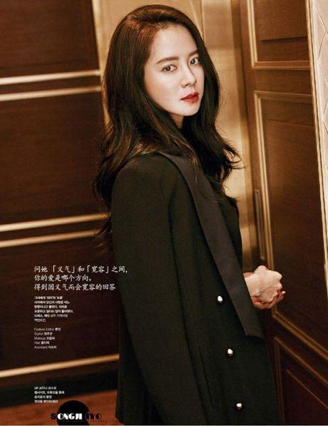 Song Ji Hyo tuyen bo se khong bo chong du anh ta ngoai tinh - Anh 4