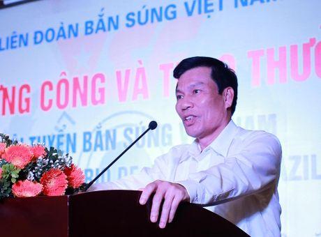 Tan Bo truong met moi - Anh 1