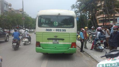 Thanh Hoa: Tai nan thuong tam khien mot nguoi tu vong - Anh 1