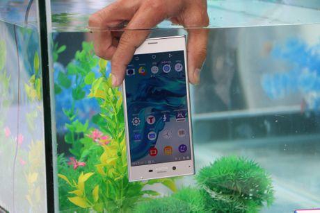 Xperia XZ cua Sony chinh thuc mo ban - Anh 1
