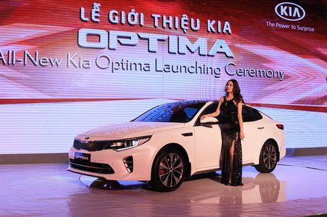 Kia Optima 2016 chinh thuc ra mat tai Viet Nam co gia tu 900 trieu dong - Anh 1