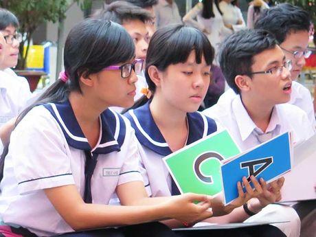 Ung pho voi phuong an thi moi - Anh 1
