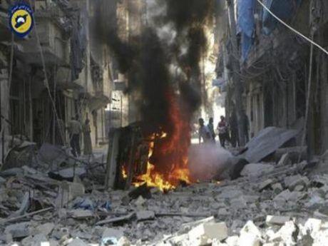 Nga canh bao 'hau qua nghiem trong' voi My o Syria - Anh 1