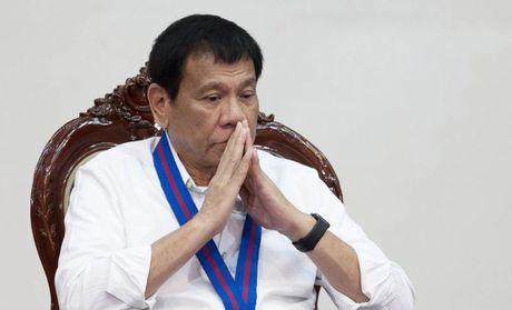 Lo mieng, Duterte phai xin loi nguoi Do Thai - Anh 2