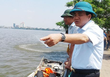 Dang truy tim 'thu pham' lam ca Ho Tay chet - Anh 3