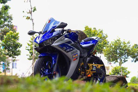 Yamaha YZF-R3 len nhieu do choi cua biker Viet - Anh 2