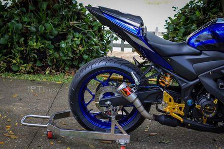 Yamaha YZF-R3 len nhieu do choi cua biker Viet - Anh 9