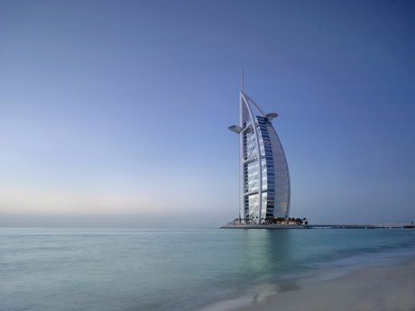 Cuoc song o thanh pho xa xi Dubai - Anh 2