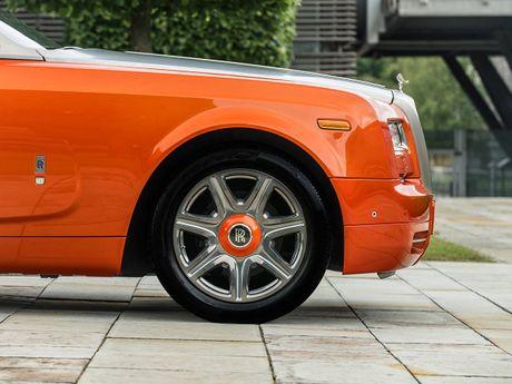Rolls-Royce gioi thieu Phantom Drophead Coupe dac biet - Anh 3