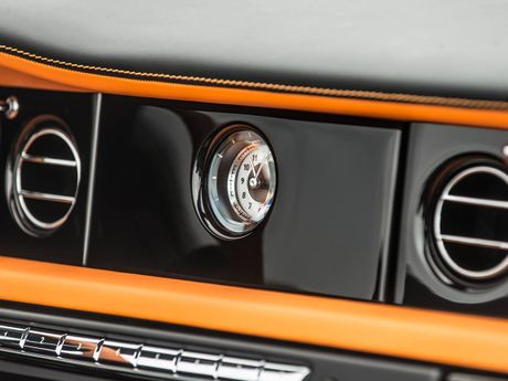 Rolls-Royce gioi thieu Phantom Drophead Coupe dac biet - Anh 5
