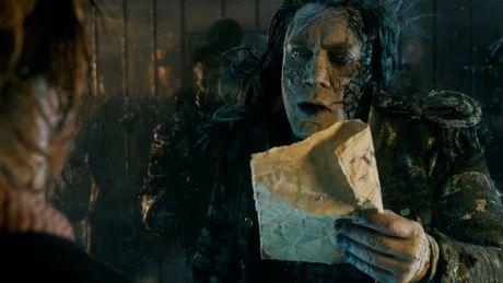 Johnny Depp vang mat trong trailer 'Cuop bien Caribe 5' - Anh 1