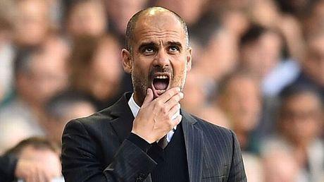 Pep Guardiola biet Man City thua Tottenham ngay tu dau - Anh 1