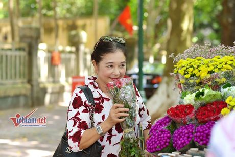 Nhan sac cua Dai ta Cong an thu vai 'Ni co Huyen Trang' - Anh 1