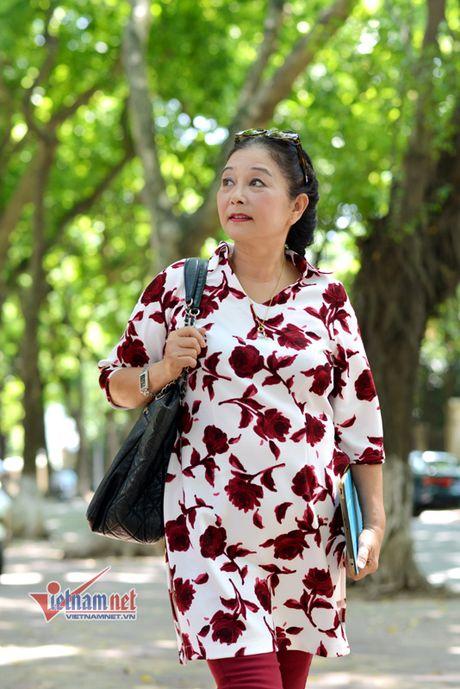 Nhan sac cua Dai ta Cong an thu vai 'Ni co Huyen Trang' - Anh 2
