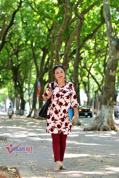 Nhan sac cua Dai ta Cong an thu vai 'Ni co Huyen Trang' - Anh 6
