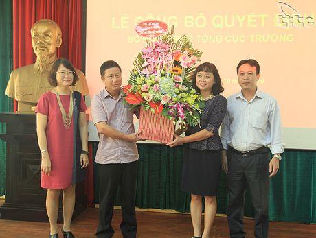 Tong cuc Du lich cong bo Quyet dinh bo nhiem Pho Tong cuc truong Nguyen Thi Thanh Huong - Anh 2