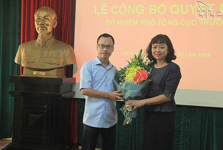 Tong cuc Du lich cong bo Quyet dinh bo nhiem Pho Tong cuc truong Nguyen Thi Thanh Huong - Anh 5
