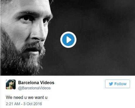 Barca thua, cong dong mang 'cuoi ra nuoc mat', nho Messi, mia mai Enrique, mung cho Real Madrid - Anh 6