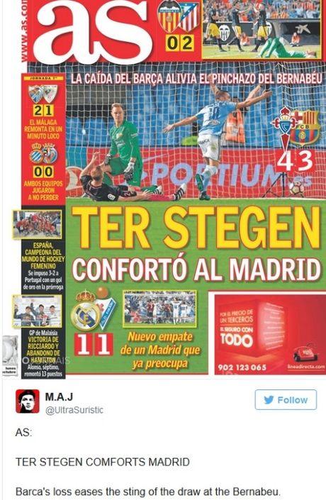 Barca thua, cong dong mang 'cuoi ra nuoc mat', nho Messi, mia mai Enrique, mung cho Real Madrid - Anh 8