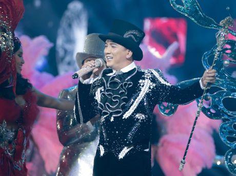 'Diamond Show' cua Dam Vinh Hung: Con it 'kim cuong' - Anh 1