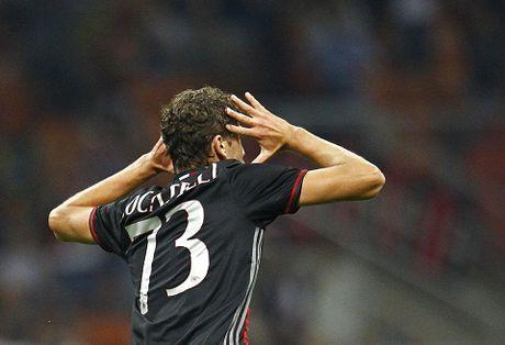 Milan 4-3 Sassuolo: Ghi 3 ban trong 8 phut, Milan nguoc dong ngoan muc - Anh 2