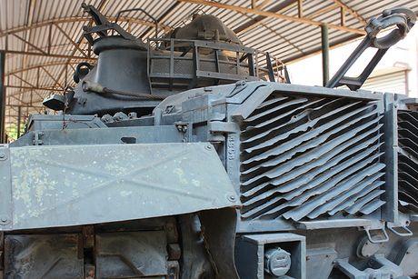 Can canh xe tang M48 cua My duoc quan doi Viet Nam 'thuan duong' - Anh 11