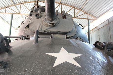 Can canh xe tang M48 cua My duoc quan doi Viet Nam 'thuan duong' - Anh 2