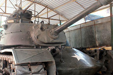 Can canh xe tang M48 cua My duoc quan doi Viet Nam 'thuan duong' - Anh 8