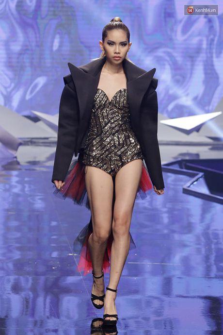Ngoc Chau dang quang Quan quan Vietnam's Next Top Model 2016 - Anh 11