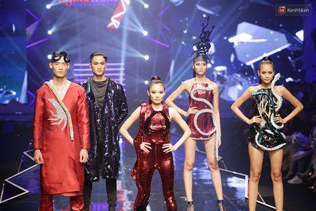 Ngoc Chau dang quang Quan quan Vietnam's Next Top Model 2016 - Anh 1
