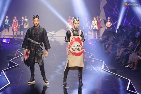 Ngoc Chau dang quang Quan quan Vietnam's Next Top Model 2016 - Anh 5