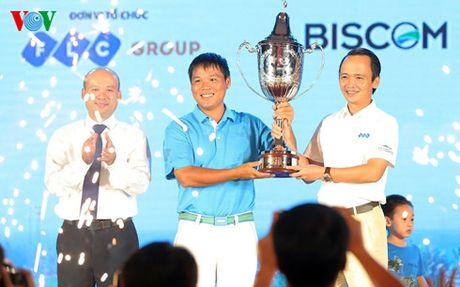 Golf thu Nguyen Quoc Men vo dich giai FLC Championship 2016 - Anh 1