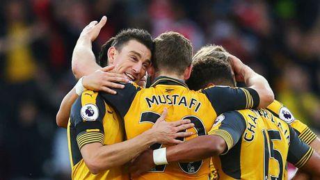 DHTB vong 7 Premier League: Vinh danh Chelsea va Arsenal - Anh 4