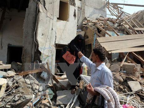 No luc cham dut xung dot cua Yemen co nguy co bi huy hoai - Anh 1