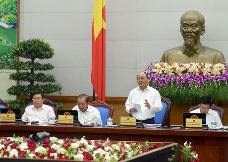 Lan dau tien Chinh phu khong con no dong van ban - Anh 1