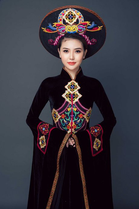 Ngam quoc phuc cua chan dai du thi Miss Global Beauty Queen - Anh 6