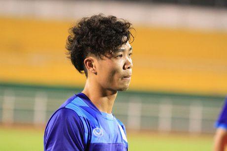 Cong Phuong noi gi truoc tran gap Trieu Tien? - Anh 1