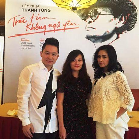 Nhac si Quoc Trung lan dau ke nhung ky niem cua nhac si Thanh Tung - Anh 3