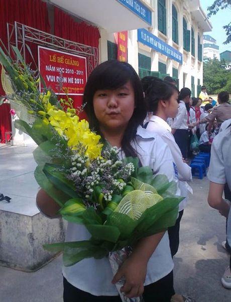 Hotgirl giam 53kg trong 8 thang: 'Su ky thi voi toi la mot mon qua dat gia!' - Anh 1