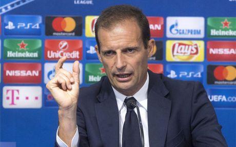 Juventus len ke hoach 'cuom' sao Barca - Anh 1