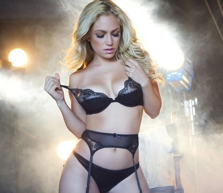 Top 20 nang Ring-girl sexy nhat the gioi (Ki 13): Jade Bryce - Anh 2